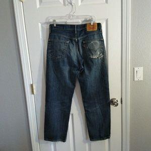 Levi's mens jeans size 33x30